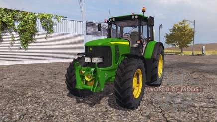 John Deere 6620 v3.0 para Farming Simulator 2013