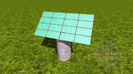 Solar collector para Farming Simulator 2015