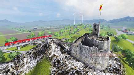 Margrave para Farming Simulator 2013