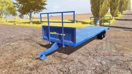 AWtrailers 12T para Farming Simulator 2013