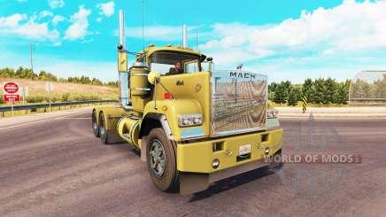 Mack Super-Liner v3.6 para American Truck Simulator