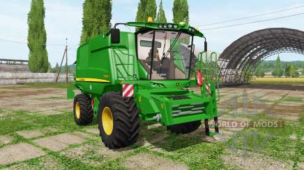 John Deere T660i v2.0 para Farming Simulator 2017
