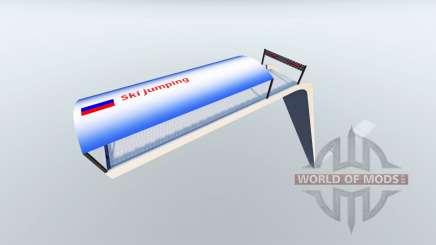 Ski jumping v1.2 para BeamNG Drive