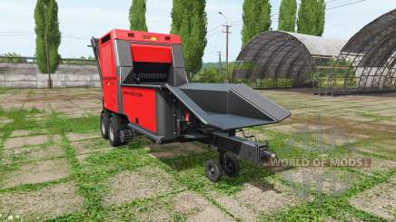 FSI Power-Tech super forest para Farming Simulator 2017