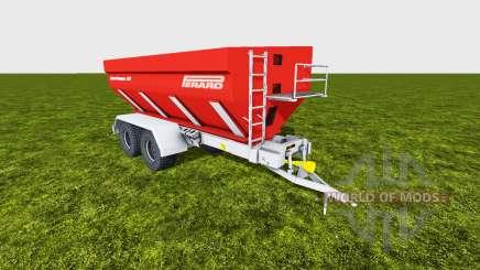 Perard Interbenne 25 v2.6 para Farming Simulator 2013
