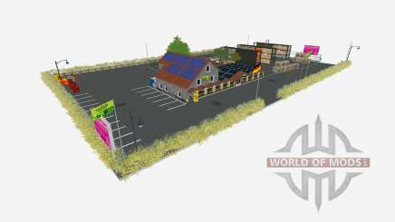 Garden centre para Farming Simulator 2015