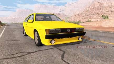 Volkswagen Scirocco GT para BeamNG Drive