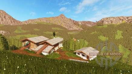 Tyrolean High Mountains para Farming Simulator 2017