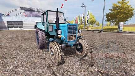 Belarús MTZ 80 v2.0 para Farming Simulator 2013