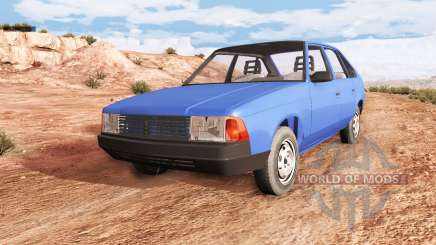 Moskvich 2141 para BeamNG Drive