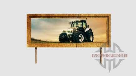 Banner para Farming Simulator 2015