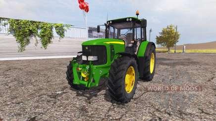 John Deere 6620 v2.0 para Farming Simulator 2013