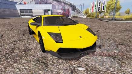 Lamborghini Murcielago LP 670-4 SuperVeloce para Farming Simulator 2013