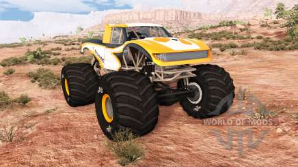 CRD Monster Truck v1.09 para BeamNG Drive