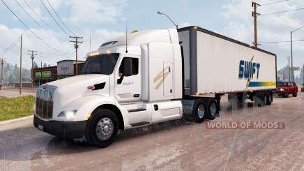 Skins para el tráfico de camiones de v1.1 para American Truck Simulator