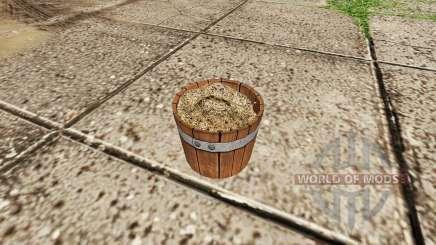 Fertilizer bucket v1.1 para Farming Simulator 2017