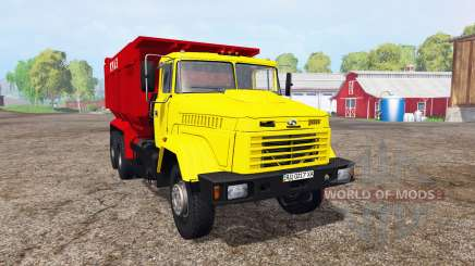 Kraz 65055 para Farming Simulator 2015