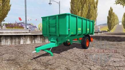 Aguas-Tenias AT v2.0 para Farming Simulator 2013