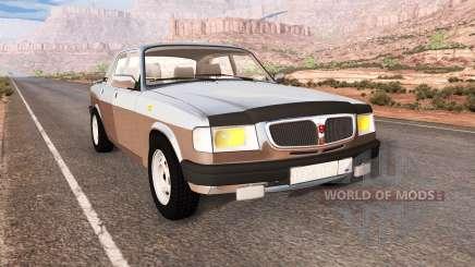 GAS 3110 Volga para BeamNG Drive