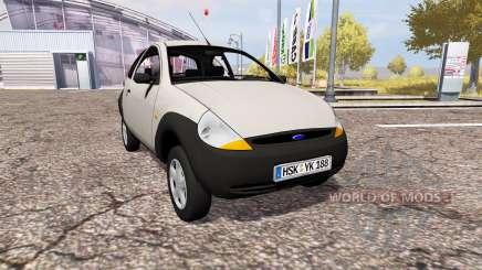 Ford Ka para Farming Simulator 2013