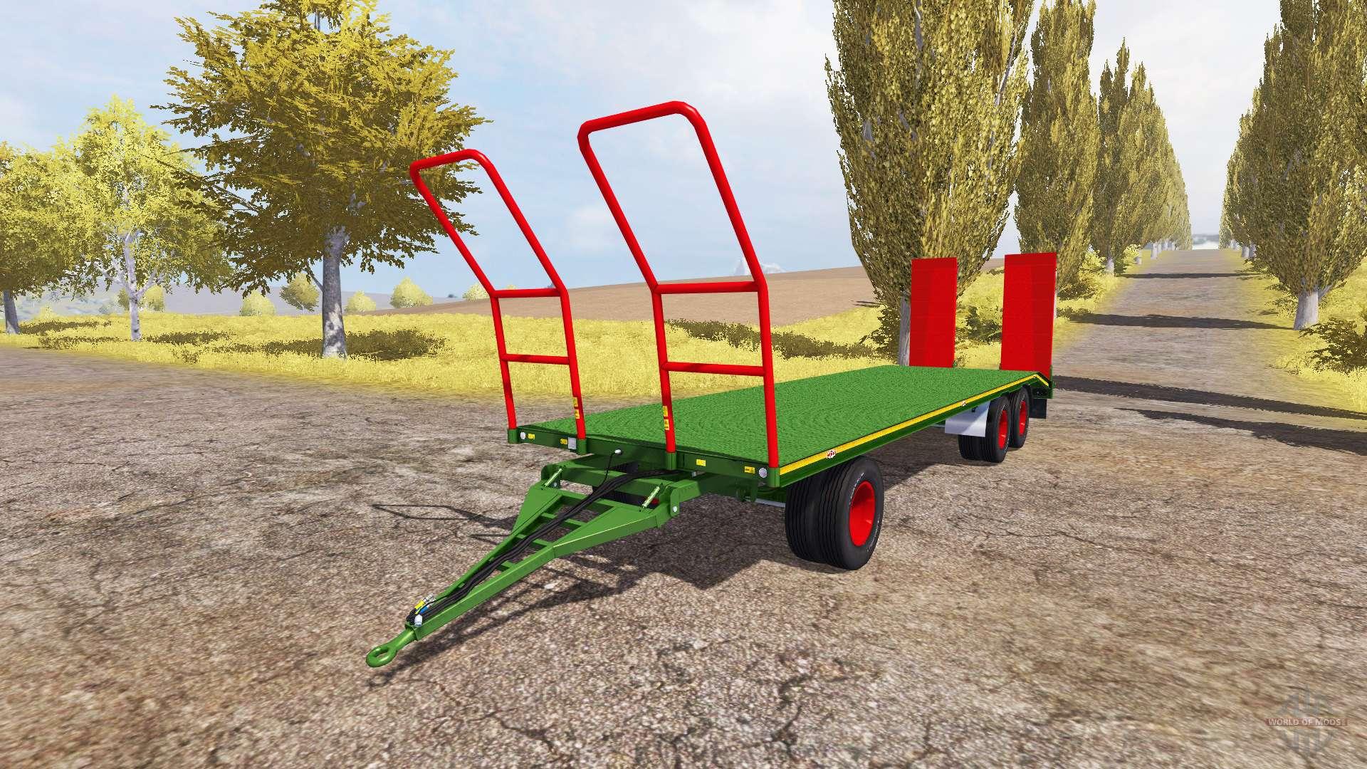 Rimorchi randazzo pa 97 i v1 3 para farming simulator 2013 for Rimorchi randazzo