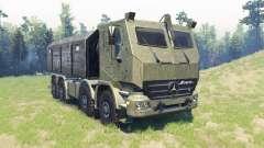 Mercedes-Benz Actros HABRV