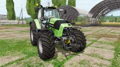 Deutz-Fahr Agrotron 7230 TTV v5.4.1