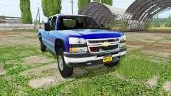 Chevrolet Silverado 3500 HD 2006 v2.0