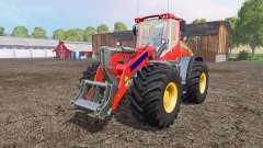 Liebherr L538 big wheels