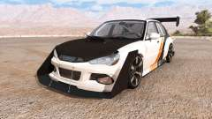 Hirochi Sunburst high power v7.1 para BeamNG Drive