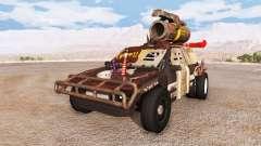 Ibishu Covet Mad Max v0.3.1 para BeamNG Drive
