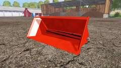Holaras BB-2500-H para Farming Simulator 2015