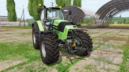 Deutz-Fahr Agrotron 7230 TTV v5.4.1 para Farming Simulator 2017