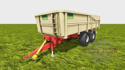 LeBoulch Gold K150 para Farming Simulator 2013