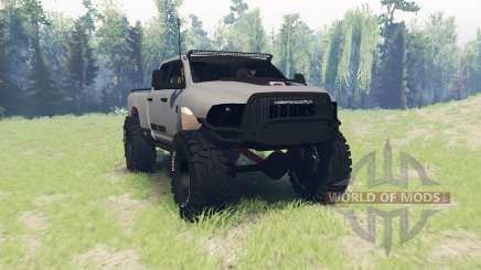 Dodge Ram para Spin Tires