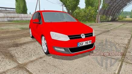 Volkswagen Polo (6R) para Farming Simulator 2017