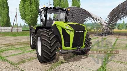CLAAS Xerion 5000 v5.0 para Farming Simulator 2017