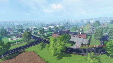Little country para Farming Simulator 2015