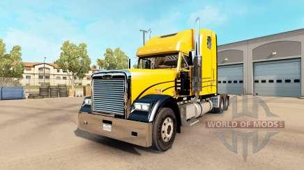 Freightliner Classic XL v2.3 para American Truck Simulator