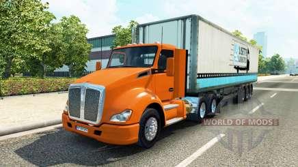 American truck traffic v1.3 para Euro Truck Simulator 2