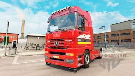 Mercedes-Benz Actros MP1 v2.5 para Euro Truck Simulator 2