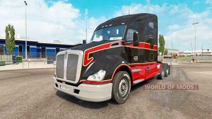 Kenworth T680 v1.3 para Euro Truck Simulator 2