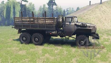 Ural 43260 v2.1 para Spin Tires