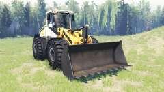 Liebherr L 542 para Spin Tires