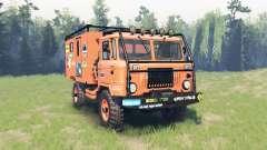 GAZ 66 Maestro