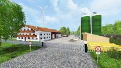 Unna district v2.1 para Farming Simulator 2015
