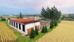 Baltic village para Farming Simulator 2015