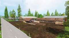 Frisian march v1.5 para Farming Simulator 2015