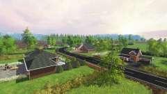 Big country v1.2 para Farming Simulator 2015