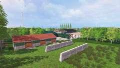 Unna district v2.3a para Farming Simulator 2015